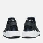 Женские кроссовки Nike Air Huarache Run Black/White фото- 3
