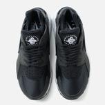 Женские кроссовки Nike Air Huarache Run Black/White фото- 4