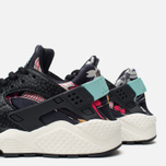 Женские кроссовки Nike Air Huarache Run Print Black/Artisant Teal фото- 5