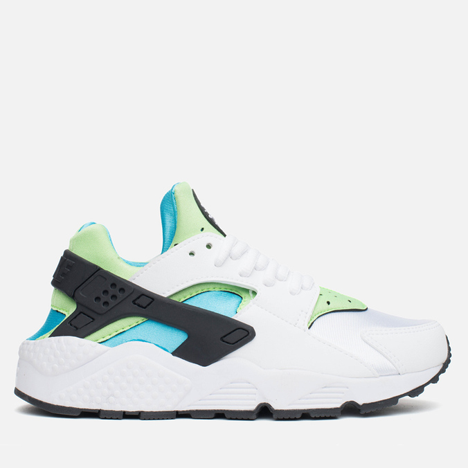 Женские кроссовки Nike Air Huarache Run White/Clearwater