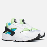Женские кроссовки Nike Air Huarache Run White/Clearwater фото- 1