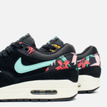 Женские кроссовки Nike Air Max 1 Print Black/Artisan Teal фото- 5