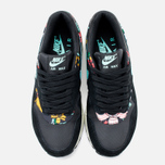 Женские кроссовки Nike Air Max 1 Print Black/Artisan Teal фото- 4