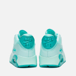 Женские кроссовки Nike Air Max 90 Print Teal/White фото- 3