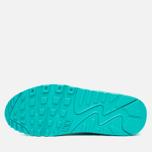 Женские кроссовки Nike Air Max 90 Print Teal/White фото- 8