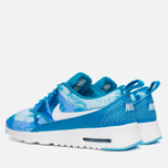 Женские кроссовки Nike Air Max Thea Print Blue/White/Clearwater фото- 2
