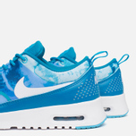 Женские кроссовки Nike Air Max Thea Print Blue/White/Clearwater фото- 7