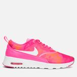 Женские кроссовки Nike Air Max Thea Print Pink/White фото- 0