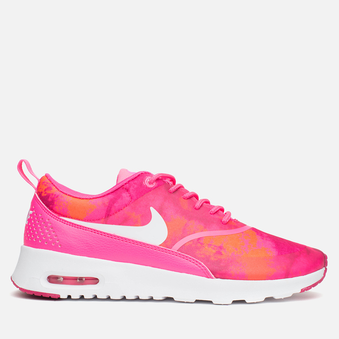 Женские кроссовки Nike Air Max Thea Print Pink/White