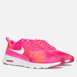 Женские кроссовки Nike Air Max Thea Print Pink/White фото- 1