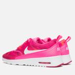 Женские кроссовки Nike Air Max Thea Print Pink/White фото- 2