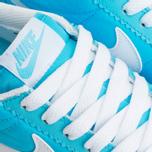 Женские кроссовки Nike Classic Cortez Nylon Clearwater/White фото- 6
