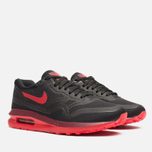 Женские кроссовки Nike Lunar Air Max 1 Black/Action Red/Team Red фото- 1