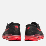 Женские кроссовки Nike Lunar Air Max 1 Black/Action Red/Team Red фото- 3
