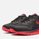 Женские кроссовки Nike Lunar Air Max 1 Black/Action Red/Team Red фото- 5