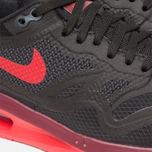 Женские кроссовки Nike Lunar Air Max 1 Black/Action Red/Team Red фото- 7