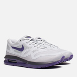 Женские кроссовки Nike Lunar Air Max 1 Wolf Grey/Court Purple фото- 1