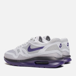 Nike Lunar Air Max 1  Women's Sneakers Wolf Grey/Court Purple photo- 2