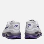 Женские кроссовки Nike Lunar Air Max 1 Wolf Grey/Court Purple фото- 3