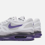 Nike Lunar Air Max 1  Women's Sneakers Wolf Grey/Court Purple photo- 6