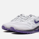 Nike Lunar Air Max 1  Women's Sneakers Wolf Grey/Court Purple photo- 5