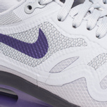 Nike Lunar Air Max 1  Women's Sneakers Wolf Grey/Court Purple photo- 7