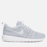 Женские кроссовки Nike Rosherun Flyknit Wolf Grey/Platinum фото- 0