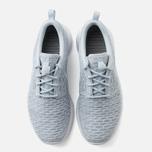 Женские кроссовки Nike Rosherun Flyknit Wolf Grey/Platinum фото- 4