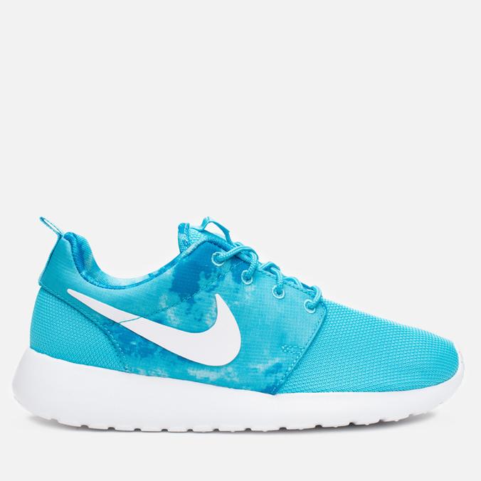Женские кроссовки Nike Rosherun Print Clearwater