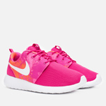 Женские кроссовки Nike Rosherun Print Fireberry фото- 1