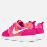 Женские кроссовки Nike Rosherun Print Fireberry фото- 2