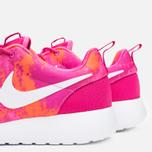 Женские кроссовки Nike Rosherun Print Fireberry фото- 7