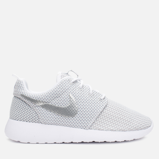 Nike Rosherun Women's Sneakers White/Platinum
