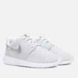 Nike Rosherun Women's Sneakers White/Platinum photo- 1