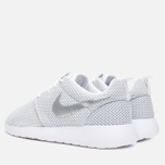 Nike Rosherun Women's Sneakers White/Platinum photo- 2