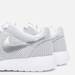 Nike Rosherun Women's Sneakers White/Platinum photo- 7