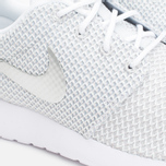Nike Rosherun Women's Sneakers White/Platinum photo- 5