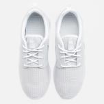 Nike Rosherun Women's Sneakers White/Platinum photo- 4