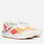 Женские кроссовки Puma R698 Coastal Whisper White/Snapdragon фото- 1
