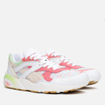 Женские кроссовки Puma R698 Coastal Whisper White/Patina Green фото- 1
