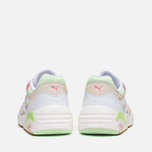 Женские кроссовки Puma R698 Coastal Whisper White/Patina Green фото- 3