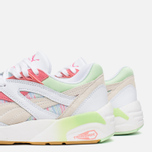 Женские кроссовки Puma R698 Coastal Whisper White/Patina Green фото- 7