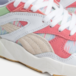 Женские кроссовки Puma R698 Coastal Whisper White/Patina Green фото- 5