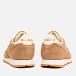 Женские кроссовки Reebok Classic Leather Exotics Matte Gold фото- 3