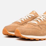 Женские кроссовки Reebok Classic Leather Exotics Matte Gold фото- 5