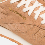 Женские кроссовки Reebok Classic Leather Exotics Matte Gold фото- 7
