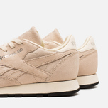 Женские кроссовки Reebok Classic Leather Exotics Metallic Silver фото- 6