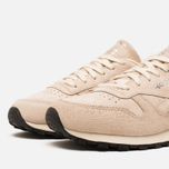 Женские кроссовки Reebok Classic Leather Exotics Metallic Silver фото- 5