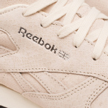 Женские кроссовки Reebok Classic Leather Exotics Metallic Silver фото- 7