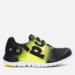 Reebok ZPump Fusion Women's Sneakers Black/Yellow photo- 0